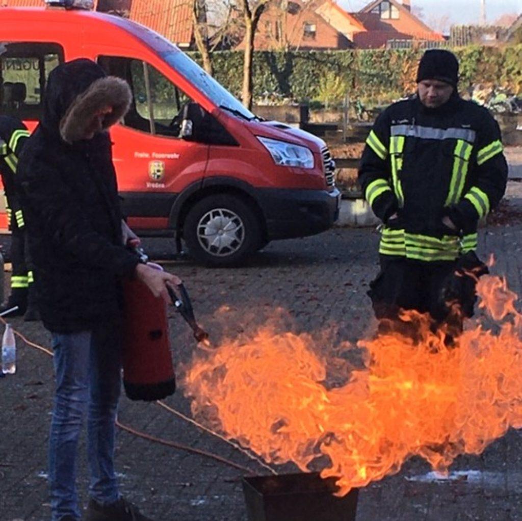 Feuer und Flamme I
