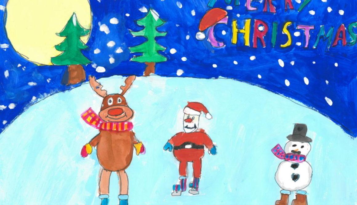 Weihnachtsbild