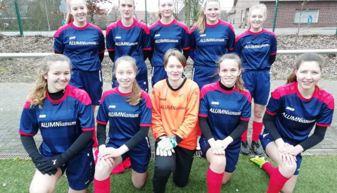 Fußball Mädchen WK I