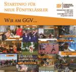 In unserer Broschüre stellen wir insbesondere den Eltern das Gymnasium Georgianum vor. Eine Druckversion erhalten alle Viertklässlerinnen und Viertklässler über die Grundschulen.